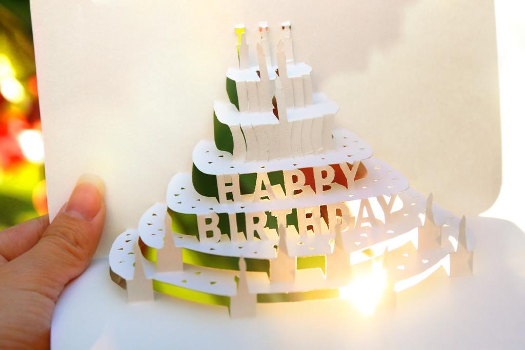 Cutteristic – Pop up Card happy birthday 2 | Cutteristic