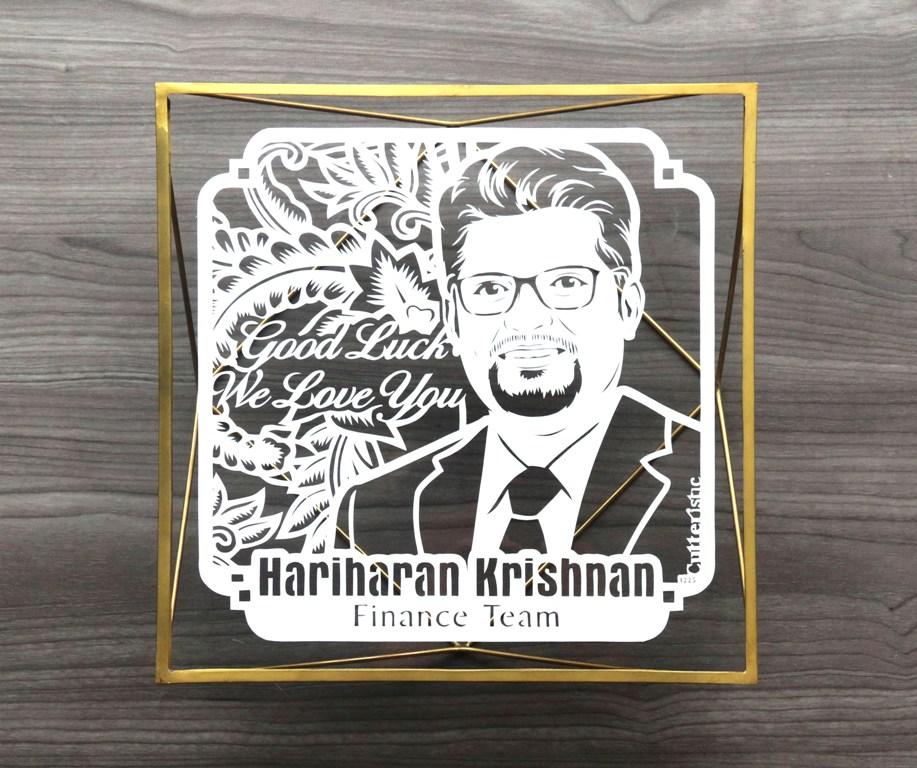 Kuhne Nagel Hariharan Krishnan Cutteristic